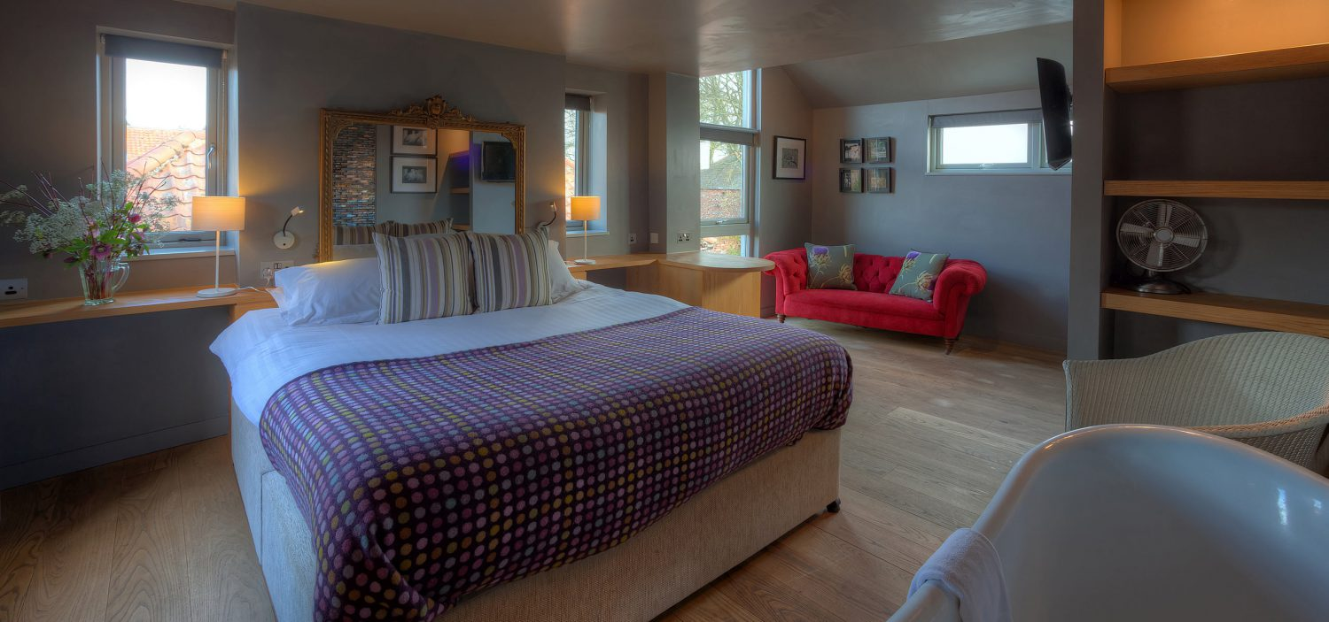 Strattons Hotel Luxury Boutique Accommodation, Swaffham, Norfolk - Cocoes One Bedroom