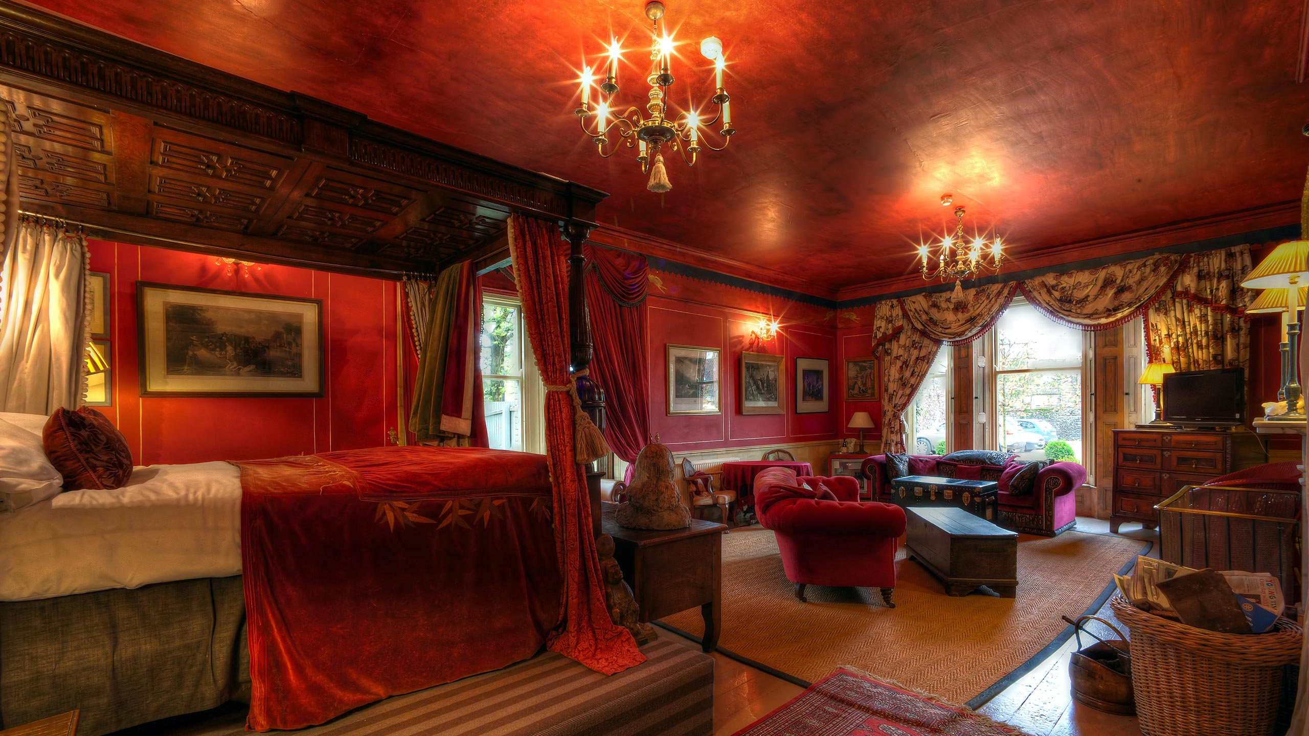 Strattons Hotel Luxury Boutique Accommodation, Swaffham, Norfolk