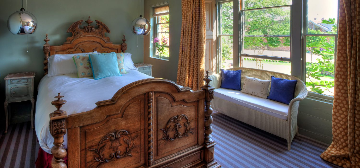 Strattons Hotel Luxury Boutique Accommodation, Swaffham, Norfolk - Venetian Bedroom